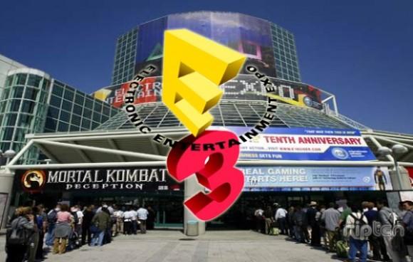 No love E3...