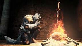 If there is one thing I've heard while playing the Titanfall beta, it's that the game is fun. What better way to go against the grain than to torture yourself playing Dark Souls 2.